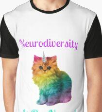 Neurodiversity Is Normal Graphic T-Shirt