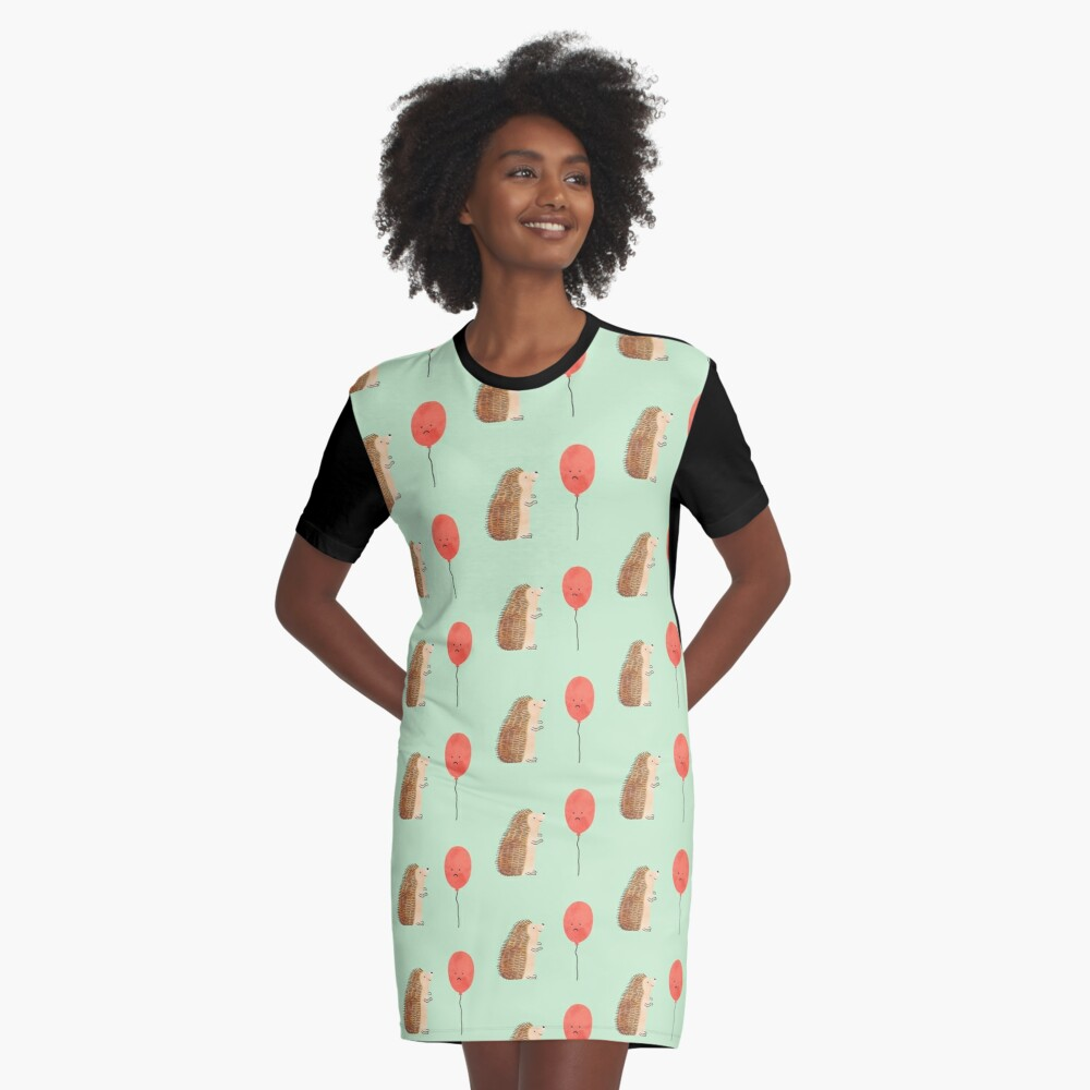 impossible love Graphic T-Shirt Dress