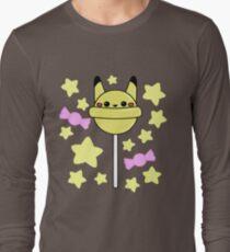 Pikachu Lolliepop Long Sleeve T-Shirt