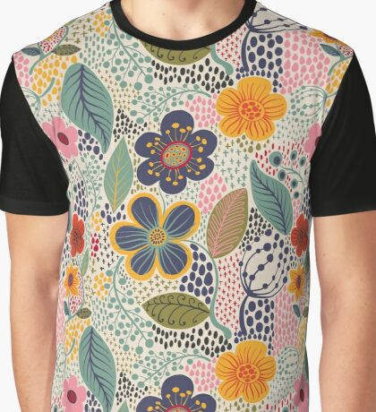 Secret Garden Graphic T-Shirt