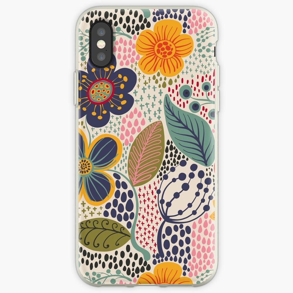 Secret Garden iPhone Cases & Covers