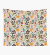 Secret Garden Wall Tapestry