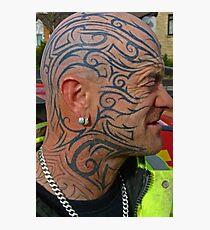 tattoo Photographic Print
