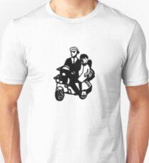 Ska 2 Tone Scooter Walt Jabsco T-Shirt