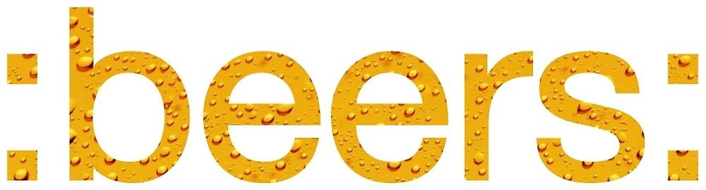 beers emoji by caseymm