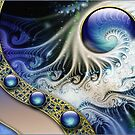 Abstract fractal fantasy by NadineMay