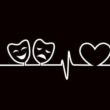 Theatre In Heartbeat by KsuAnn