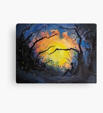 Soul Offering Canvas Print