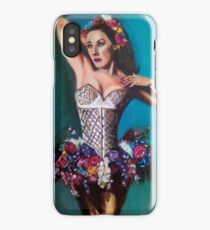 Hand Painted Dancer iPhone Case