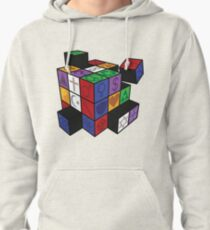 The Ideological Rubik's Cube  Pullover Hoodie