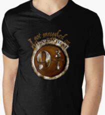 I got muggled Men's V-Neck T-Shirt