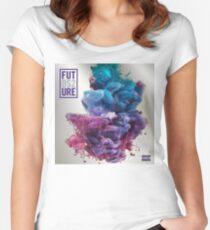 Future - DS2 Album Artwork Women's Fitted Scoop T-Shirt