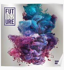 Future - DS2 Album Artwork Poster