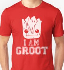 I Am Groot  T-SHIRT Unisex T-Shirt