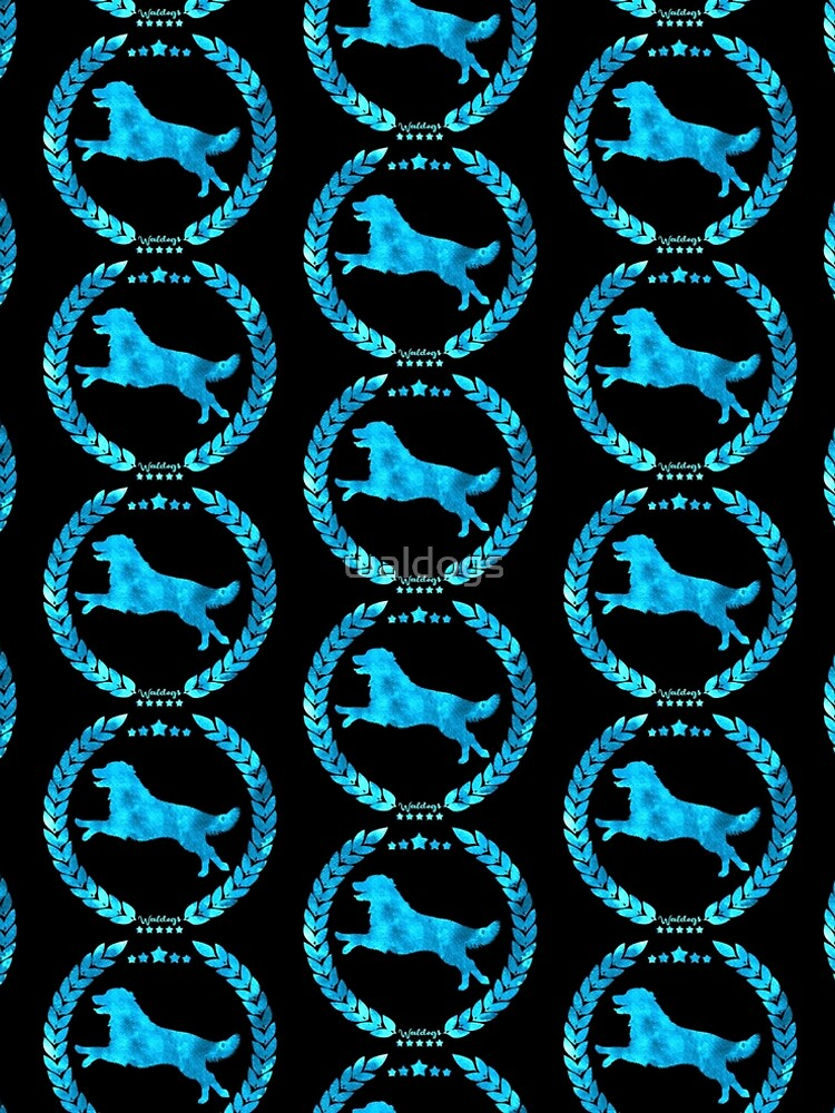 Aussie Leap Camo Turquoise by waldogs
