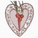 Love Carrotts by Alaindrea