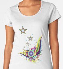 Fantasy Abstract Women's Premium T-Shirt