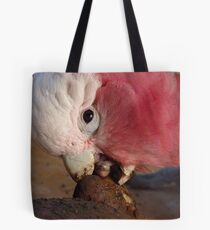 Hey!!! Who Needs A Spud Peeler - Galah - NZ Tote Bag