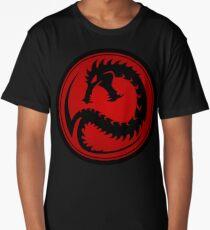 Draconis Combine pride Long T-Shirt
