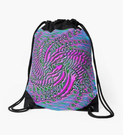 Alien Drawstring Bag