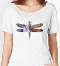 Dragonfly Women's Relaxed Fit T-Shirt
