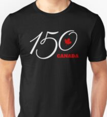 Canada 150, Canada Day Celebration Tshirt / Decor Unisex T-Shirt