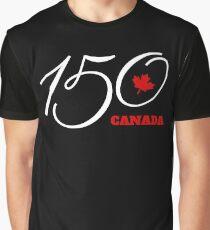 Canada 150, Canada Day Celebration Tshirt / Decor Graphic T-Shirt