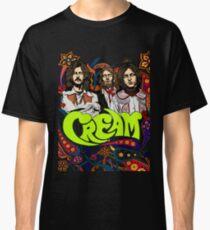 Cream Band, Clapton, kein Hintergrund Classic T-Shirt