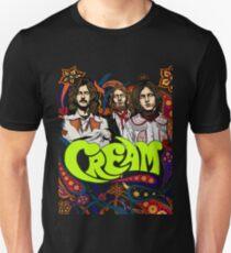 Cream Band, Clapton, no background Unisex T-Shirt