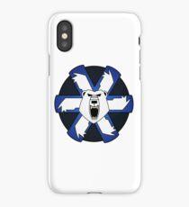 Ghost bear's pride iPhone Case