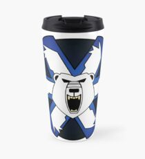 Ghost bear's pride Travel Mug