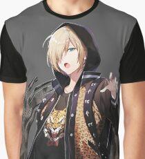 Yuri Graphic T-Shirt