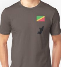 Republic of the Congo Unisex T-Shirt