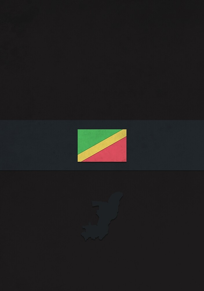 Republic of the Congo by FlatFlags