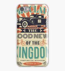 PROCLAIM THE GOOD NEWS OF THE KINGDOM iPhone Case/Skin