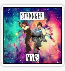 Stranger Things & Star Wars Sticker