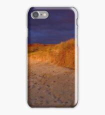 Isel of Harris Dunes  iPhone Case/Skin