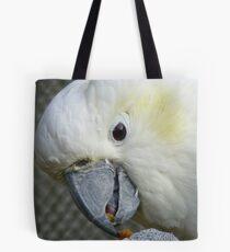 I Have Something Divine!!! - White Cockatoo - NZ Tote Bag