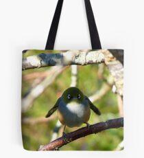 Do I look Like Happy Feet The Penguin? - Silver-Eye - NZ Tote Bag