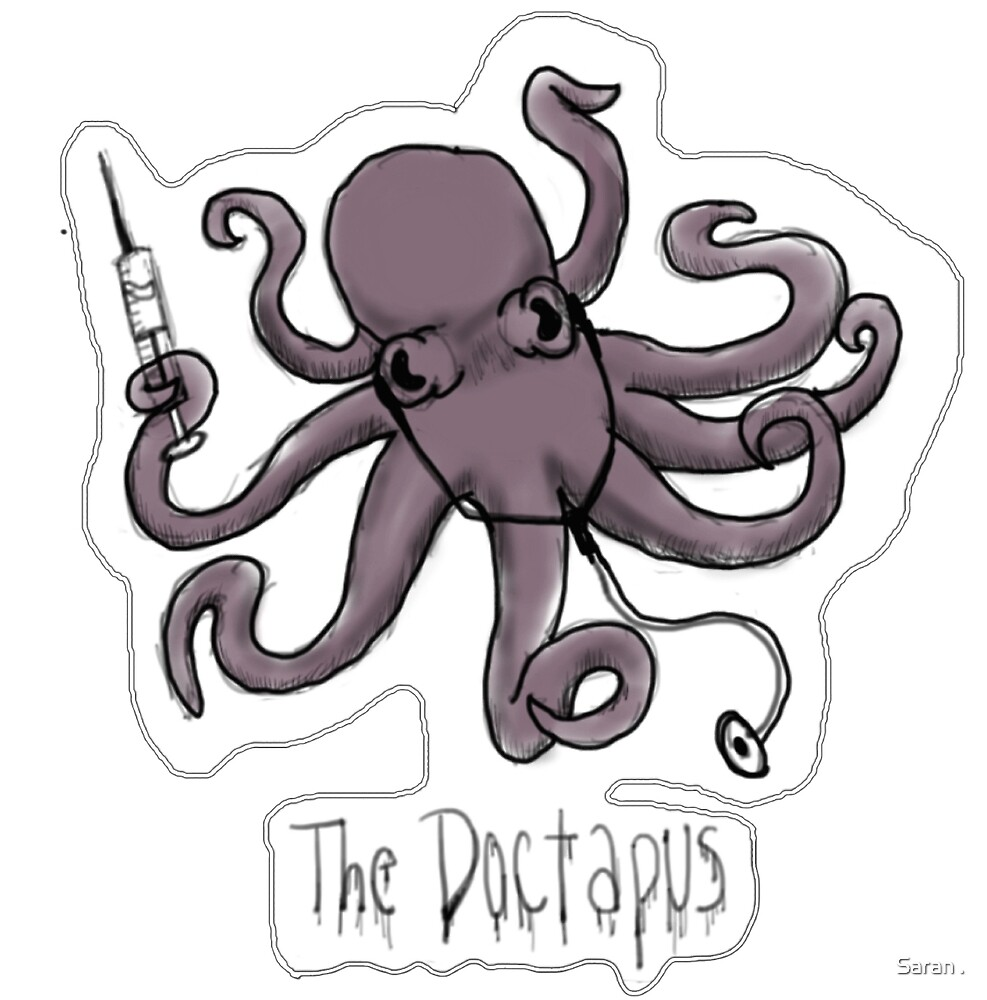 The Doctapus by Saran .