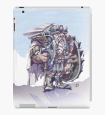 Mountain Dwarf iPad Case/Skin