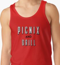 Netflix - Picnix and Grill Tank Top