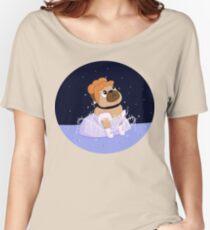 Pugerella Women's Relaxed Fit T-Shirt