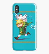 Cucco Run! - Legend of Zelda iPhone Case/Skin