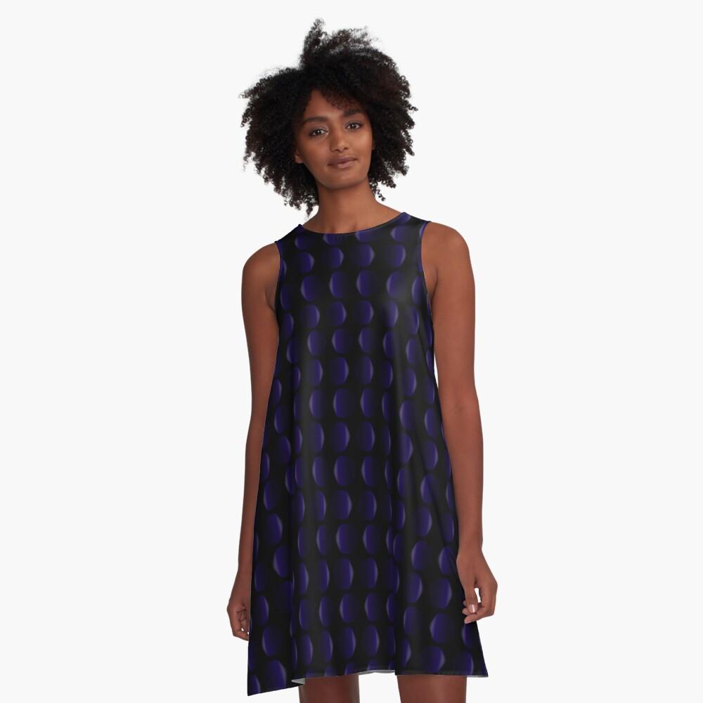 DreamWeaves 16 A-Line Dress Front