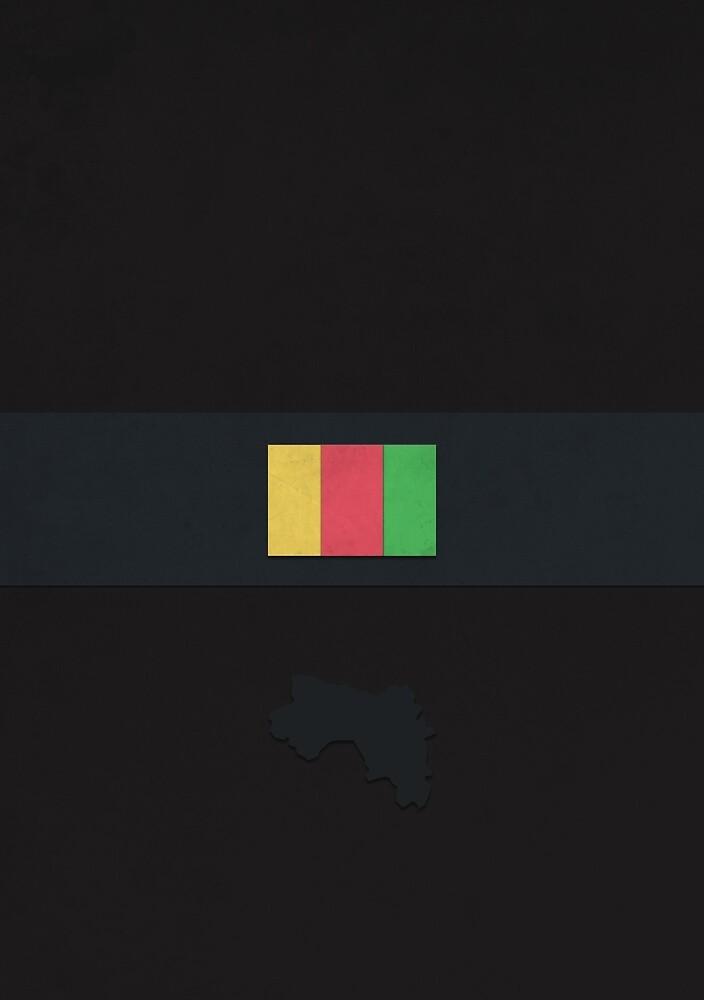 Guinea by FlatFlags