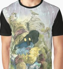 Vivi Rain Graphic T-Shirt