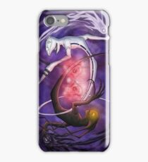 Two souls one heart iPhone Case/Skin