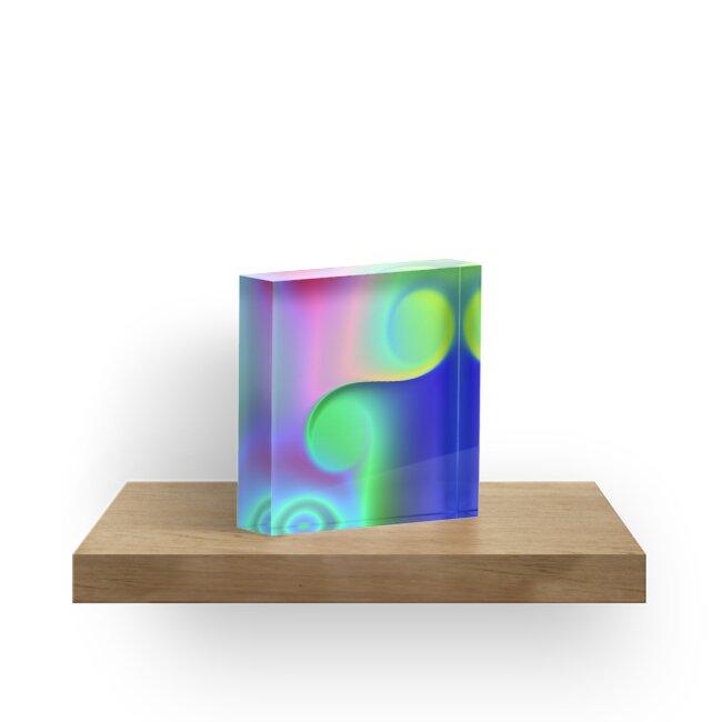 Farbklang -3- by issabild
