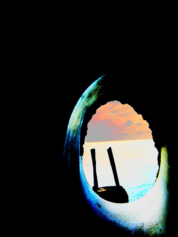 Looking Hole by Glenn Browning